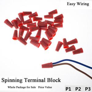 P1 P2 P3 Terminal giratorio Tapa de presión en espiral Tipo de resorte Tapa de cableado Tuercas de cable para portalámparas Caja de interruptores Cableado Kits de cableado de la lámpara