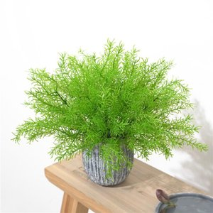 Artificial Greenery Grass Table Centerpiece Plant Decoration Wedding Party Event Plastic Fake Plant