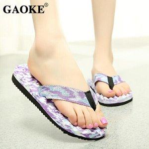 2020 Summer Woman Shoes Woman Summer Platform Flip Flops Sandals Slipper indoor outdoor Slippers Beach Slides Ladies Footwear