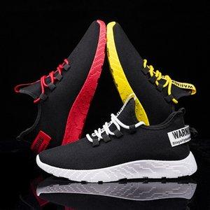 Koşu Ayakkabı Adisputent Sneakers Tenis Masculino Nefes Casual Hayır Kaymaz Erkekler Vulkanize Ayakkabı Erkek Hava Mesh Lace Up Aşınmaya dayanıklı