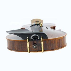 HOT-Hand-Craft Полного размера Расширенного Violin масло лак Натурального Flamed Maple Antique Violin Spruce Тарелка Ebony Монтажна
