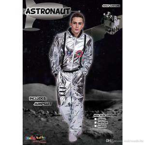 الدعاوى رائد فضاء تأثيري الفضاء هالوين ملابس نسائية ازياء حزب الملابس