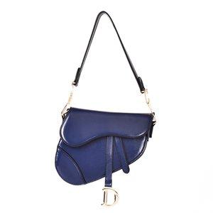 Modedesigner Frauen Blau Kameratasche Handtasche Modedesigner womans Schulterbeutel der Frau Fashions Umhängetaschen