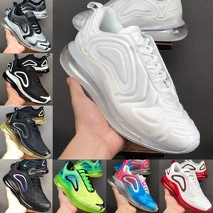 2020 New Super Damp 72C zapatos corrientes del mens ser cierto orgullo Obsidiana voltios metálico de platino mujeres se divierten las zapatillas de deporte para hombre de Entrenadores Airs Tamaño 36-45