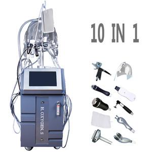 Hydra Facial Peeling Machine Agua Oxygen Jet Skin Hidratante Hydro Dermabrasion Hydra Water Injection SPA Equipos para el cuidado facial
