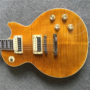 Бесплатная доставкащина гитара Slash Appetite AFD VOS натуральная желтая электрическая гитара горячая распродажа
