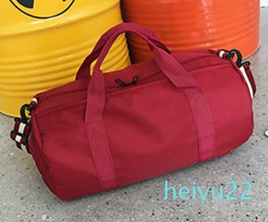 2020 Gym Male Shoe Bag Sport For Women Men Fitness Travel Luggage Dry Wet Bags Handbags Over The Shoulder Bag Yoga Mat Bags