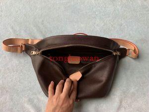 Дизайнер знаменитый Bumbag новейшие сумки для тела Cross Bag Bag AUTN Материал Stleye M43644 52 Упаковка Bum Wate DVVNQ