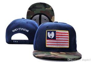 Comercio al por mayor wu-tang clan gorras de hueso Ajustable Hip Hop Moda wu tang snapback sombrero wu tang gorra de béisbol de cuero SHOHOKU clan hueso gorras
