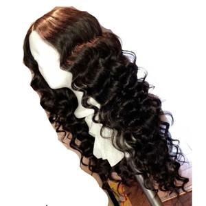 8A 브라질 13X6 레이스 프론트 가발 젖은 물결 모양의 비욘세 레이스 프론트 인간의 머리 가발 버진 인간의 머리카락 150 밀도 블랙 여성을위한 레이스가 위
