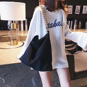 High Capacity Women Canvas Tote Ladies Casual Shoulder Bag Foldable Reusable Shopping Beach Bag