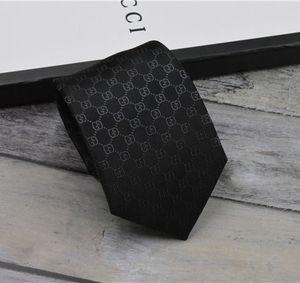 8,0 cm style hommes cravate de couleur de soie teints fils de style classique cravates de luxe boîte de mariage des hommes d'affaires