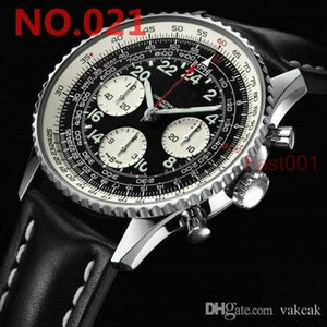 Black Leather Top luxury Fashion Mechanical Designer Mens Stainless Steel Automatic Movement Watch Business Sports men's Self-wind Watches