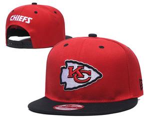 Оптовые 2020 новый мужской Kansas City Flat Бейсбол Snapback Шляпы Sport Team Логотип Вышитые Один регулируемый размер шапки из дверей Мода Bones