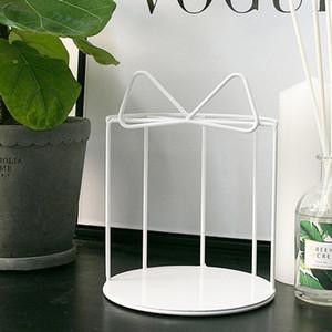 Elegante Bowknot Vogelkäfig Racks Dessert Kuchen-Tabellen-Werkzeuge verziert Hochzeit Lieferant Baker Designer-Kuchen-Standplatz