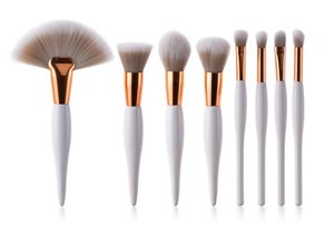 8pcs Makeup Brushes set Beauty Tools Brush Eye Shadow Brush Set