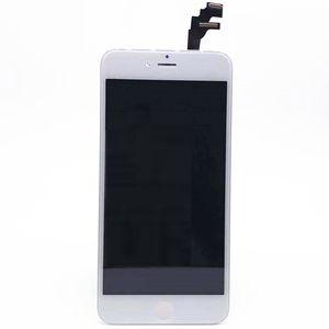 لوحة شاشة LCD عالية السطوع بريميوم ل iPhone 6P 6 زائد 6+ إصلاح شاشة تعمل باللمس محول الأرقام الجمعية كاملة