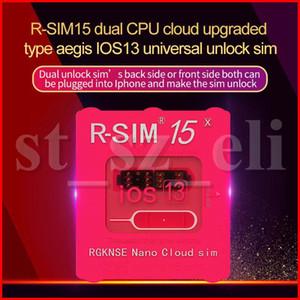 RSim15 R sim15 R SIM 15 rSIM 15 R-Sim 15 di sblocco per iPhone xs max xr x i8 i7 i6 più 11 iOS 13
