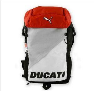 Ducati рюкзак сумка DUCATI мотоцикл Локомотив рюкзак езда Локомотив многоцелевой мешок шлем сумка