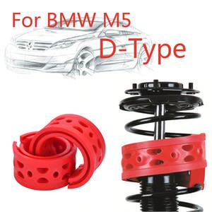 Jinke 1 pair Size-D Arka Şok SEBS Tampon Güç Minder BMW M5 Emici Bahar Tampon