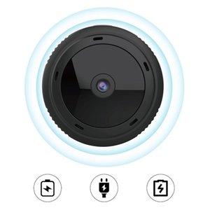 Monitor inalámbrico DVR bebé Detección grabador de vídeo W10 mini WiFi cámara HD 1080P visión nocturna por infrarrojos Inicio cámaras de seguridad IP del movimiento del CCTV