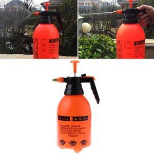 2.0L Autowäsche Druck Spray Pot Auto Clean Pump Sprayer Flasche Druck Sprühflasche Hohe Korrosionsbeständigkeit