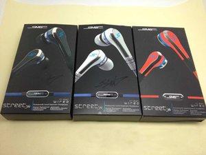 Ecouteurs mini 50 Cent Ecouteurs SMS Audio Street par 50 Cent Headset Ecouteurs intra-auriculaires pour Mp3 Mp4 Tablette pour téléphone portable avec navire gratuit de dhl