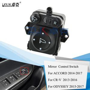 Power Mirror ZUK interruptor de control remoto para HONDA CRV 2013-2017 ACCORD 2014-2018 elysion ODYSSEY 2015-2017 Para avancier URV