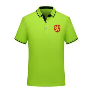 Дизайнер болгарии весной и летом новый хлопок поло рубашки мужские короткий рукав лацкане поло может быть DIY обычай мужской поло тенниску