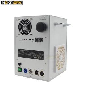 1шт White Cold Спарк пецэффект DMX беспроводной пульт дистанционного управления Свадебная машина для свадьбы Nightclub Этап партии Пожарная машина / MK-E11