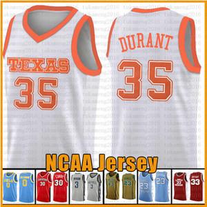 Jarrett 23 Culver Durant Texas Tech Red Raider NCAA Colleveje Basquete Jersey Bordado 23 2 Leonard 3 Wade 11 Irving 30 Curry