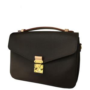 Sacs à rabat de marque de qualité supérieure en sac souple Mon.womens de la marque Pochette Metis Luxury sac à main amovible sac à bandoulière