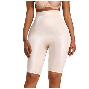 Cintura alta magro Sports Yoga Shorts Mulheres Corset Shaping Clothe Body-Shaping Gym Corpo Yoga Legging spodenki damskie