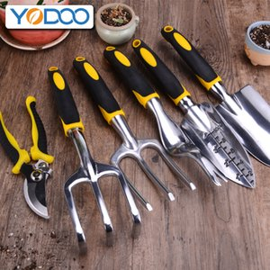 Mini Garden Tools Set Pala Rake spatola allentamento del terreno semina strumento di scoperta Mini Spade Manuale Portatile con PVC maniglia