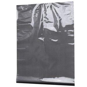 0.5x2M Black Carbon Fiber Print Water Transfer Dipping Hydrographics Hydro Film