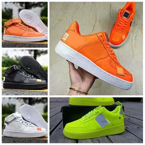 2021 Chaussures Yardımcı Programı 07 1 S Erkek Kadın Koşu Ayakkabıları Turuncu Beyaz Siyah Yeşil Volt Kaykay Sneakers Spor Dunk One Zapatos