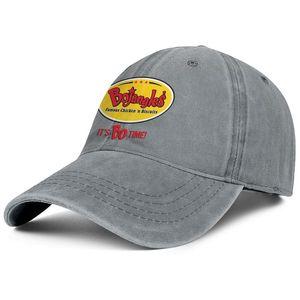 Bojangles' Famous Chicken Unisex denim baseball cap custom sports team stylish hats Vintage old American flag Camouflage Flash gold