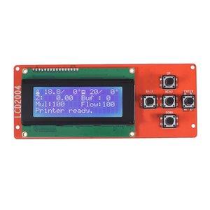 Rampalar 1.4 Arduino Mega Pololu Shield Arduino 3D Printer için Kablo ile bilgisayar Büro Anet A8 LCD Akıllı Ekran Denetleyici Modülü