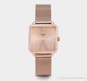 2019 señoras relojes de lujo de la flor cuadrada llena de diamantes reloj de oro las mujeres de diamantes de imitación de diseño relojes automáticos de pulsera de reloj de diamantes