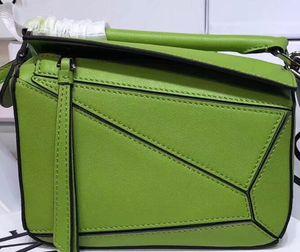 Lw Top Single Shoulder Bag Lady Fashion Brand Becerro Bolso inclinado Diseñador Bolso de lujo Bolso de lujo de alta calidad Hardware Mini-estilo