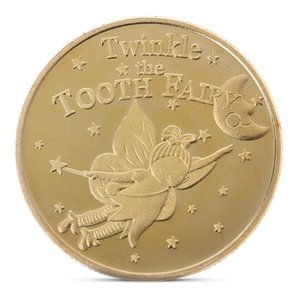 Tooth Fairy Commemorative Coin Collection Gift Souvenir For Chlidren Gift High Quality and Brand New