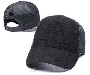2020 Holesale GA EA AX AJ Snapback Golf Giorgio Jeans Baseball Caps Leisure Hats Bee Snapbacks Hats Outdoor Golf Sports Hat M