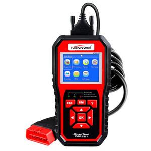KONNWEI KW850 OBD2 Scanner EOBD carro de digitalização de diagnóstico do motor Ferramenta Código de Falha Leitor Multi-línguas