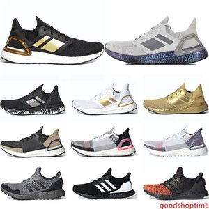 2020 Ultra 6.0 Men Running Shoes Ultra 5.0 4.0 Mens Sneakers Black Gold Laser Red Refract Size 36-45