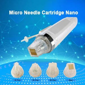 Cartridge For Fractional RF Microneedle Machine For Scar Removal Acne Treatment Stretch Marks Removal Skin Rejuvenation Microneedle RF