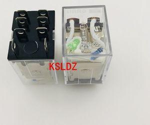 Free shipping lot (5 pieces lot) original New LJQX-13F-2Z-DC24V 10A250VAC 8PINS Power Relay