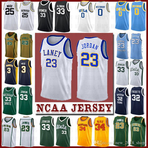 NCCA Jersey Kawhi Leonard Quincy McCal Gobert Men George Donci College Basketball Jerseys Davis Westbrook Iverson Malone Murray Thompson