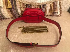 NEUE hochwertige Marke Taschen Hüfttaschen Leder Berühmte Top-Marke Designer Strand Gürteltasche Kupplung Brieftasche Reisetaschen 6687