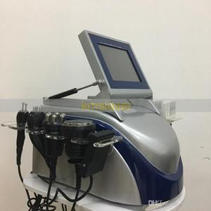 5 в 1 сжигание жира! батокс внимательности кожи RF ультразвукового лазера lipo потери веса 40K двухполярный tripolar лицевой уменьшая машину удаления целлюлита