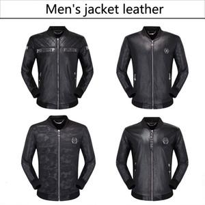 Veste pour hommes Manteau en cuir imperméable Veste Veste Hommes Extérieur Sports Manteaux Coupe-vent hiver Vêtement Soft Shell